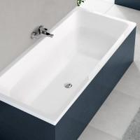Акриловая прямоугольная ванна Villeroy & Boch Avento 180х80 см UBA180AVN2V-01