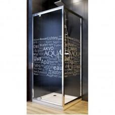 Боковая стенка AQUAFORM Nigra Aqua 103-40090 прозрачная