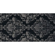 Декор Paradyz Bellicita Damasco черный 30x60 PRZ13014