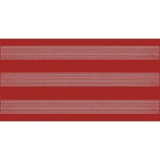Декор Paradyz Bellicita Stripes красный 30x60 PRZ13016