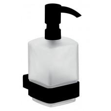 Дозатор для жидкого мыла Emco Loft Black, 0521 133 01