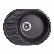 Fosto Кухонная мойка 58x45 SGA-420 (черный)