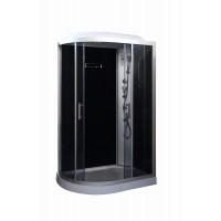 Гидробокс EKO ELEPHANT Grey VA82-R без электроники 1200*800*2150 мм  Правосторонний