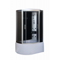 Гидробокс EKO ELEPHANT VA84-R c электроникой  1200*800*2150 мм  Правосторонний