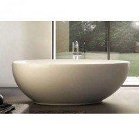 Jacuzzi Ванна отдельно стоящая Desire V 1850x950x635 (9443814А) 1850x950x635 мм