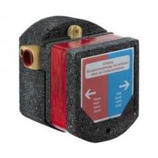 KLUDI ZENTA внутренняя часть электронного смесителя для умывальника DN 15, батарейка, один подвод воды, (38004)