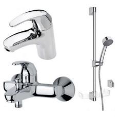 Комплект смесителей для ванны Oras Polara 1496