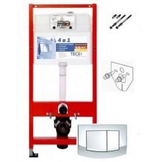 Комплект TECEbase kit 4 в 1 для подвесного унитаза 9400005