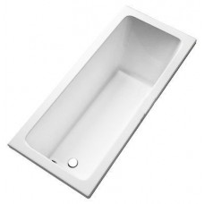 MODO прямоугольная ванна, 160*70 см, слив в ногах