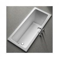 MODO прямоугольная ванна, 170*75 см, слив в ногах