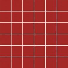 Мозаика Paradyz Bellicita красный 29,8x29,8 PRZ13019