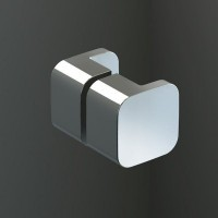 Набор фурнитуры Ravak B SET L для душевой двери BRILLIANT BSD 2 - 100, хром