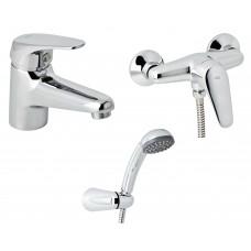 Набор смесителей для душа без штанги GENEBRE Ge2 (03GE2-shower)