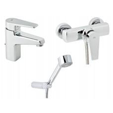 Набор смесителей для душа без штанги GENEBRE Klip  (03KL-shower)