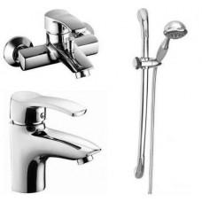 Набор смесителей для ванны  Armatura KWARC  4201-001-00
