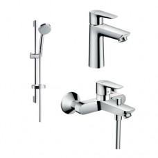 Набор смесителей для ванны HansGrohe Talis E, 71742773