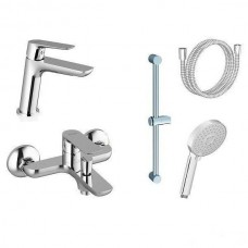 Набор смесителей для ванны  Ravak Classic (CL 012,CL 022,953.00,972.00,911.00)