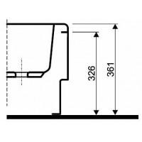 Панель Kolo  для поддона с креплением  PBN0390