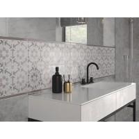 Декор CONCRETE STYLE INSERTO PATCHWORK 20X60