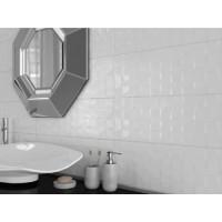Плитка SIMPLE ART WHITE GLOSSY 20X60