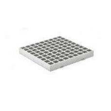 Решетка MCH 334 для сбора воды с поверхности для дождеприемника серая