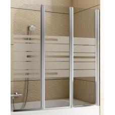 Шторы для ванны Aquaform LUGANO 3  170-07002M