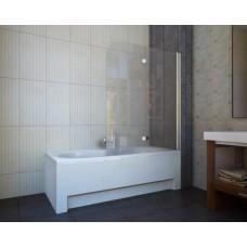 Шторка на ванну Kollerpool QP97 L/R Transparent (прозрачное стекло)