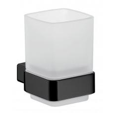 Стакан для зубных щеток Emco Loft Black, 0520 133 00