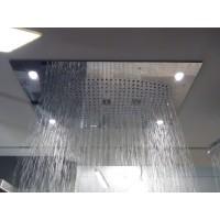 Тропический душ HANSGROHE Raindance Rainmaker с подсветкой 28418000 хром