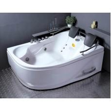Ванна APPOLLO АТ-919 угловая правая с гидро-аэромассажем 1800*1240*660 мм