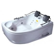 Ванна APPOLLO TS-0919 угловая правая без гидромассажа (рама + ножки + лицевая панель) 1800*1240*660 мм