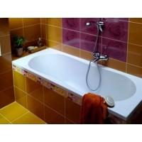 Ванна Cersanit ABS NIKE 160 X 70 прямоугольная 00306