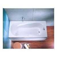 COMFORT ванна 170x75 прямоугольная в комплекте с сифоном Geberit 150.520.21.1, с ножками
