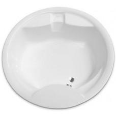 Ванна круглая Bisante НИЦЦА 150*150 см, NC150