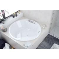 Ванна круглая Excellent Great ARC ø 160 см, WAEX.GRE16WH