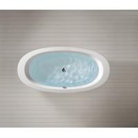 Ванна Laufen ALESSI 204x102 овальная