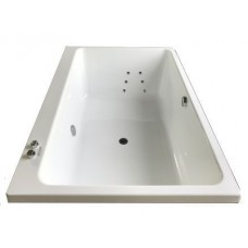 Ванна  прямоугольная Bisante DUO 170*105, DUO170