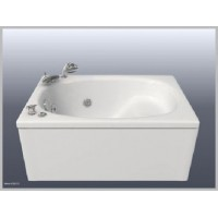 Ванна  прямоугольная Bisante МИНИ 105*70, MN105