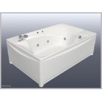Ванна  прямоугольная Bisante ВИЗАВИ 190*120, VZ190