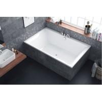 Ванна  прямоугольная Excellent Crown LUX 190*120, WAEX.CRO19WH