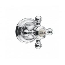 Вентиль для скрытого монтажа KLUDI ADLON 518150520 COLD