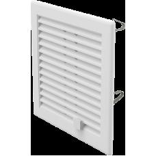 Вентиляционная решетка Alcaplast AVM200UZ 200x200 с пружинками