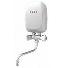 Водонагреватель электрический проточный, со смесителем Tesy IWH 35 X01 KI