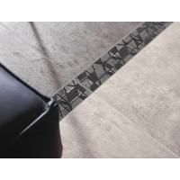 Вставка Paradyz Lensitile grafit 7,2x7,2 PRZ20009